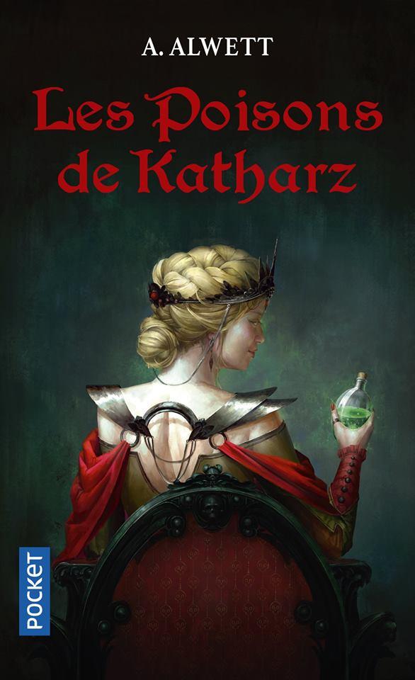 pocket Les poisons de Katharz Audrey Alwett