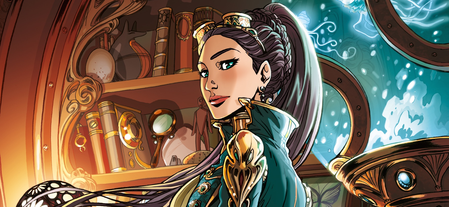 Des princesses queue de dragon audrey alwett - Image de princesse sarah ...